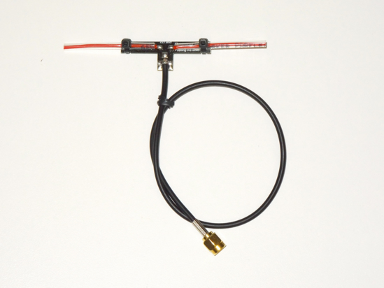 Picture of 1.2 / 1.3 GHZ Video Transmitter Antenna - 12 Inch ( 30 CM ) Super Flexible Coax Extension