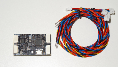 Picture of Dragon Link Advanced NANO OSD PIXHAWK / MAVLINK